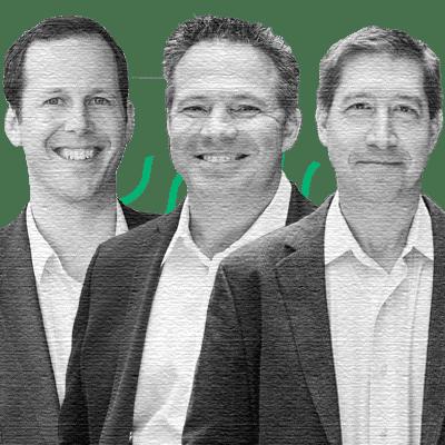 Brandon Moffatt, Vice President, Development; Christopher Guillon, Vice President, Finance; Pearce Fallis, Vice President, Operations