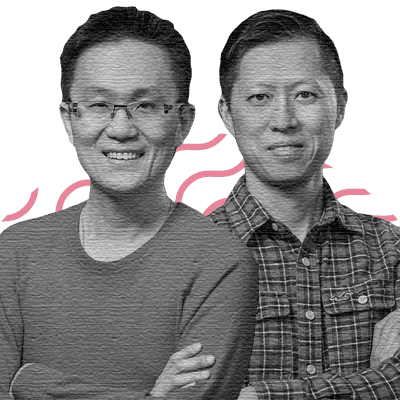 Allen Lau, CEO and Co-founder; Ivan Yuen, Chief Strategy Officer and Co-founder
